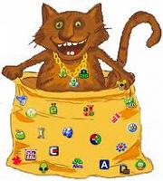 Отдается в дар Новогодний «Кот в мешке»