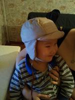 Отдается в дар шапка для мальчонки