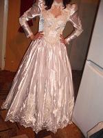 Отдается в дар мой 108 дар)))платье свадебное