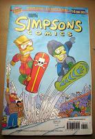Отдается в дар Комиксы «Симпсоны»