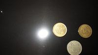 Отдается в дар Монеты: Египет и юбилейка советская 20 коп