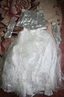 Отдается в дар Платье «Снежинка»