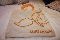 Отдается в дар сумка surfer girl