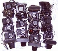 Отдается в дар Зеркальные фотоаппараты