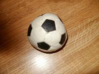 Отдается в дар маленький мягкий мячик для щенка или котенка