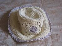 Отдается в дар Літній капелюшок