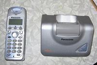 Отдается в дар Телефон Panasonic KX-TCD755