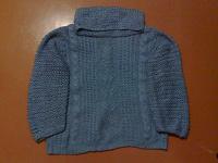 Отдается в дар свитер или скорее пряжа
