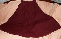 Отдается в дар красивая теплая юбка 40-42 р-р