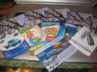 Отдается в дар Календарики разные для коллекционеров