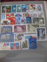 Отдается в дар 31 марка СССР ( с 1982 по 1984)