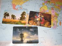 Отдается в дар Карманные календарики Третьяковская галерея