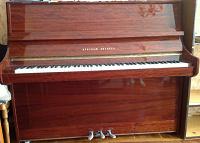 Отдается в дар Пианино «Красный октябрь»