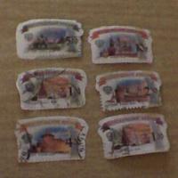 Отдается в дар марки Россия/Украина