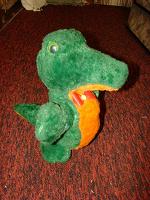 Отдается в дар Игрушка крокодил Гена