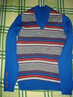 Отдается в дар свитер 7-9 лет