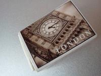 Отдается в дар Мини-спички из Лондона.