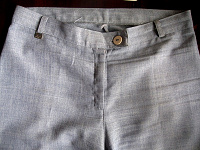 Отдается в дар Летние брюки