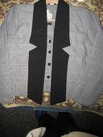 Отдается в дар Брючный костюм+ пиджак. Новые