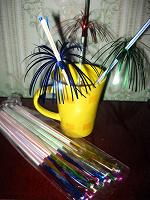Отдается в дар Трубочки для коктейля