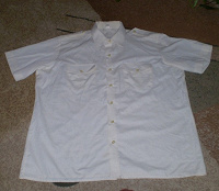 Отдается в дар Мужские летние рубашки
