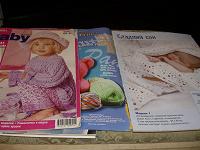 Отдается в дар Журналы для мам-рукодельниц.