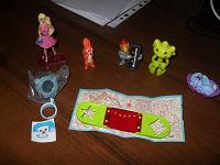 Отдается в дар Kinder Surprise — игрушки
