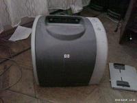 Отдается в дар Цветной принтер HP Color LaserJet 2550L