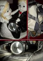 Отдается в дар Женские часы и шейный платок.