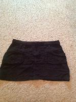 Отдается в дар Чёрная юбка «твое»