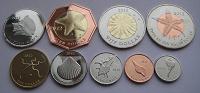 Отдается в дар Набор монет острова Саба 2012 г.