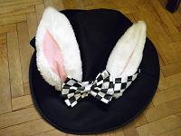 Отдается в дар Шляпа кролика из Алисы в стране чудес