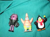 Отдается в дар разные игрушки в коллекцию