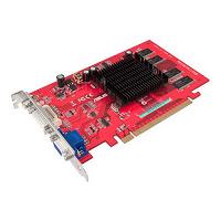 Отдается в дар Видеокарта PCI-E ASUS Radeon X300 SE (128Mb/64bit)
