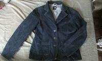 Отдается в дар Джинсовый пиджак/жакет 46 (40 EU)