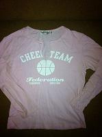 Отдается в дар Розовая блузка Terranova