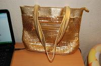 Отдается в дар «Золотая» сумка