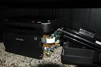 Отдается в дар МФУ Samsung SCX-3205 (на запчасти или ремонт)