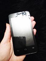 Отдается в дар Смартфон МТС 982