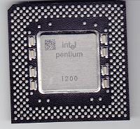 Отдается в дар суровый Socket 7 Intel Pentium i200 /200MHz /FSB 66 Mhz /SY045