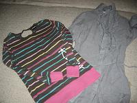 Отдается в дар блузка/кофта женские 40-42 (XS)