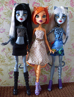 Отдается в дар Одежда для кукол Monster High и Ever After High №3
