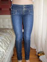 Отдается в дар Фирменные джинсы«Black orchid»