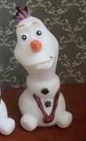 Отдается в дар Снеговик