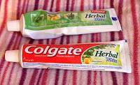 Отдается в дар Зубная паста