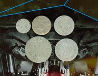 Отдается в дар Монеты Румынии