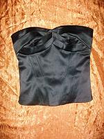 Отдается в дар Красивый черный корсет