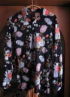 Отдается в дар Рубашка винтажная, размер 48