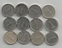 Отдается в дар Монеты 1 новый шекель (Израиль)