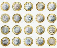 Отдается в дар Монета в 27,5 евро